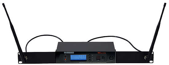 LD-Systems Rack Kit für WS-100 R Receiver