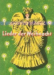 LIEDER DER WEIHNACHT für Klavier EB5871A
