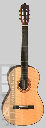 La Mancha Diamante C Konzert-Gitarre