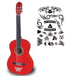 La Mancha Glacial WRM Klassikgitarre