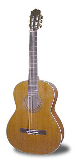 La Mancha LM-5 SM Konzertgitarre