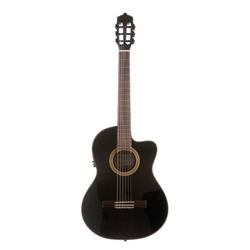 La Mancha Perla Negra CWE-SN Konzertgitarre