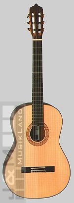 La Mancha Topacio S Konzertgitarre