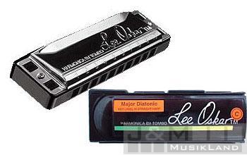 Lee Oskar Mundharmonika A-Dur 797000