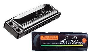 Lee Oskar Mundharmonika Bb-Dur 797001