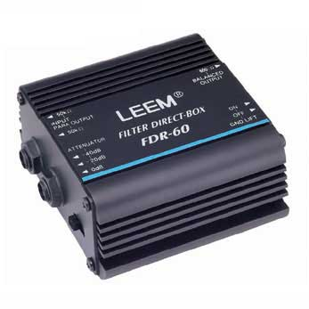 Leem FDR-60 DI-Box