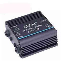 Leem NDI-100 DI BOX aktiv