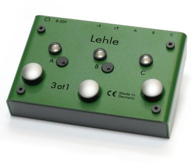 Lehle 3at1 SGoS Switch