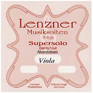 Lenzner 1120 Supersolo Violasaiten