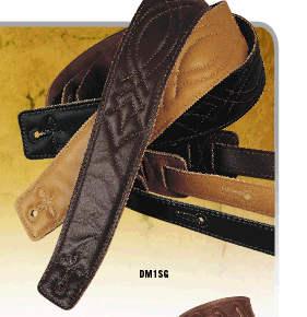 Levys DM-1 SG brown Gurt