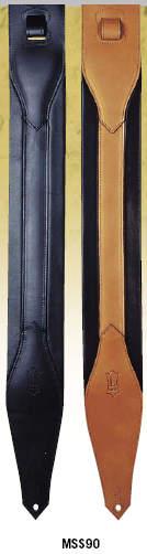 Levys MSS-90 BLK Gurt Leder