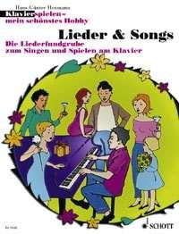Lieder & Songs, Hans-Günter Heumann ED9628