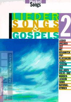 Lieder, Songs und Gospels 2 - Gerhard Buchner