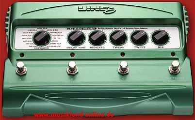 Line 6 DL-4 Delay Modeler