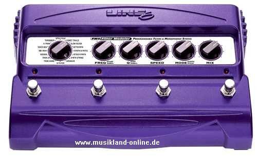 Line 6 FM-4 Filter Modeler