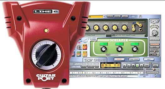 Line 6 Guitar Port XT Effektgerät