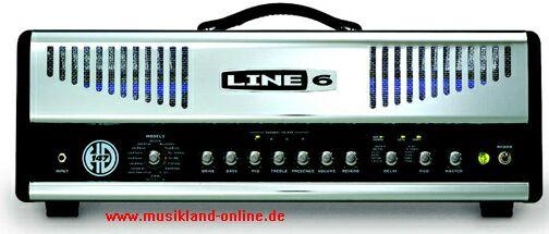 Line 6 HD-147 Topteil