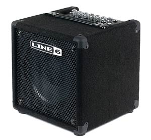 Line 6 Low Down Studio 110 Bass Combo