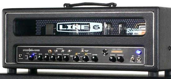 Line 6 Spider Valve HD 100 Bogner Head