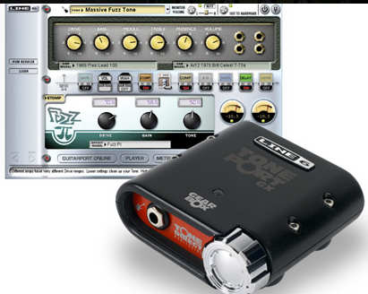 Line 6 Tone Port GX USB Audio Interface