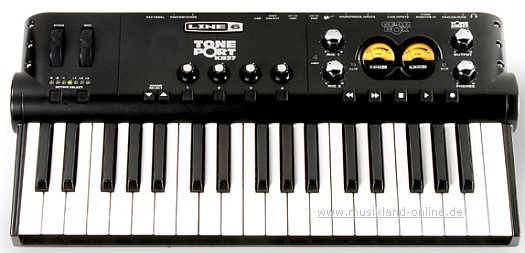 Line 6 Tone Port KB-37 Keyboard