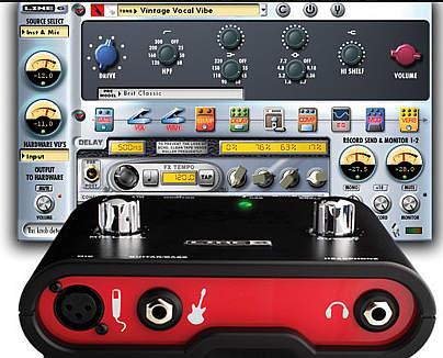 Line 6 TonePort UX-1 USB