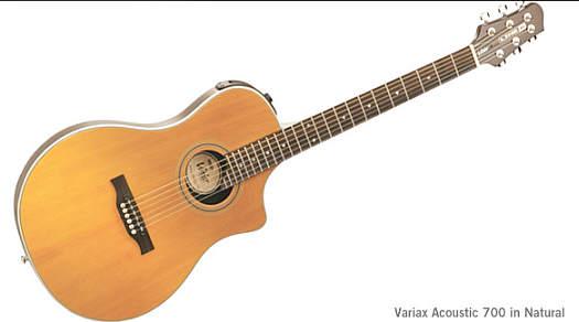Line 6 Variax Acoustic 700 natur