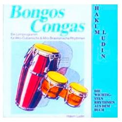 Ludin, Hakim - Bongos Congas CD