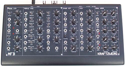 MFB Kraftzwerg halb-modular