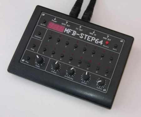 MFB Step64 Stepsequenzer