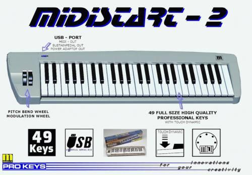 MIDITECH Midistart 2 USB