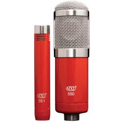 MXL 550 / 551 Mikrofon Set