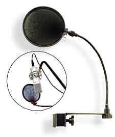MXL Mikrofon Popschutz PF001