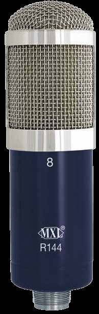 MXL R144 Bändchenmikrofon passiv