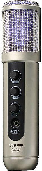 MXL USB 009 24Bit/96kHz
