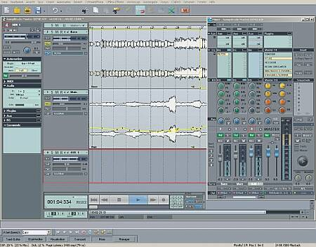 Magix Samplitude 10 Master 2Kanal Masteringversion