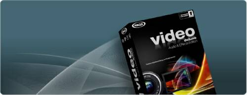 Magix Video deLuxe2008 Audio & Effects Edition
