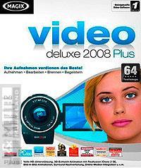 Magix Video deLuxe2008 Plus