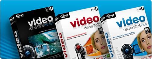 Magix Video deLuxe2008 Premium