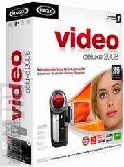 Magix Video deLuxe2008