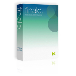 Make Music Finale 2014D Notationssoftware Acade EDU