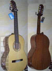Manuel Romero R25 Konzertgitarre 3/4