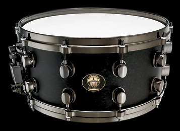Mapex 13x3,5 Snare Black Panther Birdseye Maple
