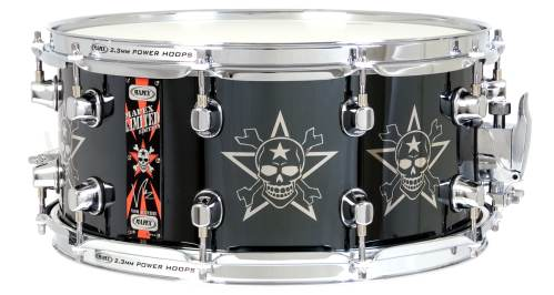Mapex 14x5,5 BLACK PANTHER Richie Signature Snare