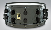 Mapex 14x6,5 BLACK PANTHER Hammered Brass Snare
