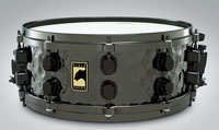 Mapex 14x5,5 BLACK PANTHER Hammered Brass Snare