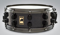 Mapex 14x5,5 BLACK PANTHER Black Lacquered Maple Snare