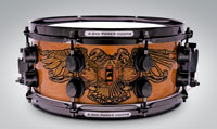 Mapex 12x5,5 BLACK PANTHER Chris Adler Signature Snare