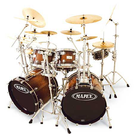Mapex Drumset Orion BM-522XTO in Coffee Burst