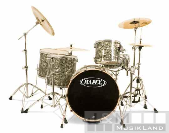 Mapex Drumset PM-546SAKP Black